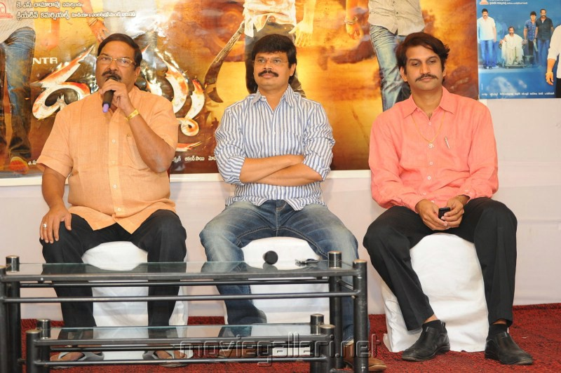 Dammu Telugu Movie Press Meet Stills