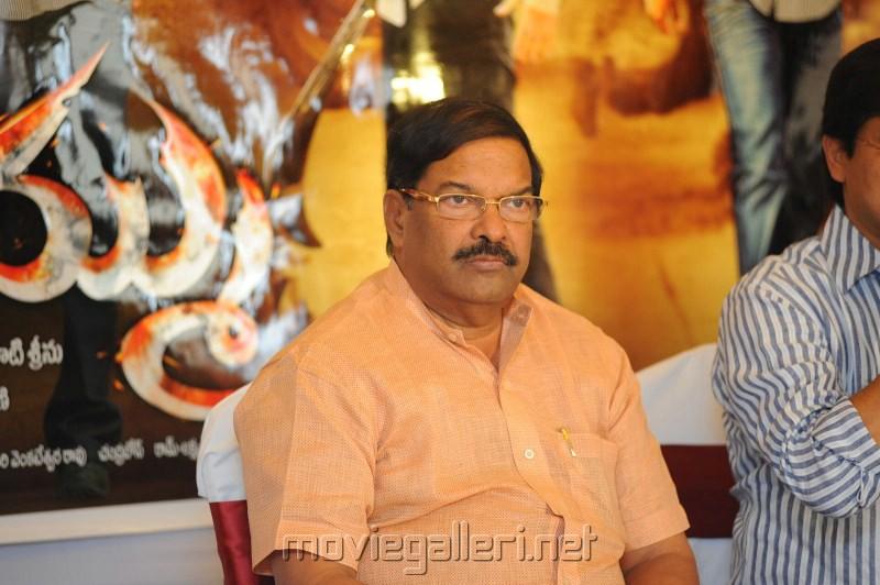 Producer KS Rama Rao (of Creative Commercials)