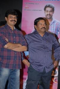 Boyapati Srinu, KS Rama Rao at Dammu Success Meet Function