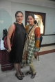 Gayathri Raghuram with her Sister Suja Mohan Pictures