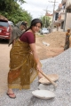 Actress Pooja Gandhi in Dandupalya Photos