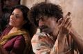 Pooja Gandhi, Makarand Deshpande in Dandupalya Movie Stills