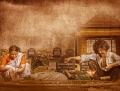 Pooja Gandhi, Makarand Deshpande in Dandupalyam 2 Movie Images