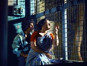 Makarand Deshpande, Pooja Gandhi in Dandupalyam 2 Movie Images