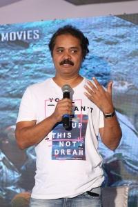 Director Srinivas Raju @ Dandupalyam 2 Movie Press Meet Stills
