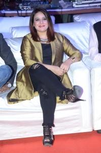 Pooja Gandhi @ Dandupalyam 3 Audio Launch Stills