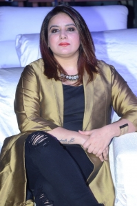 Actress Pooja Gandhi @ Dandupalyam 3 Audio Launch Stills