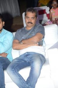 Director Srinivasa Raju @ Dandupalyam 3 Audio Launch Stills
