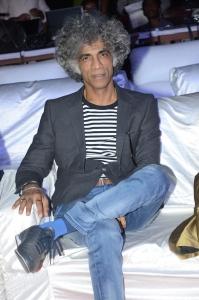 Actor Makarand Deshpande @ Dandupalyam 3 Audio Launch Stills