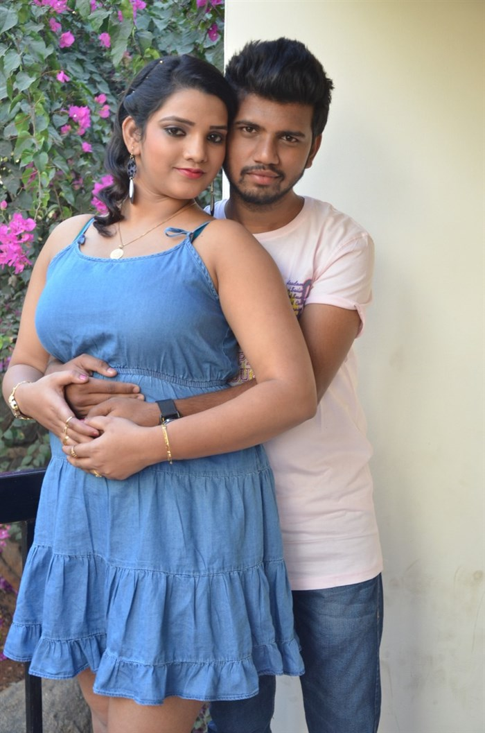 Athiya, Gourav @ Danger Love Story Press Meet Stills