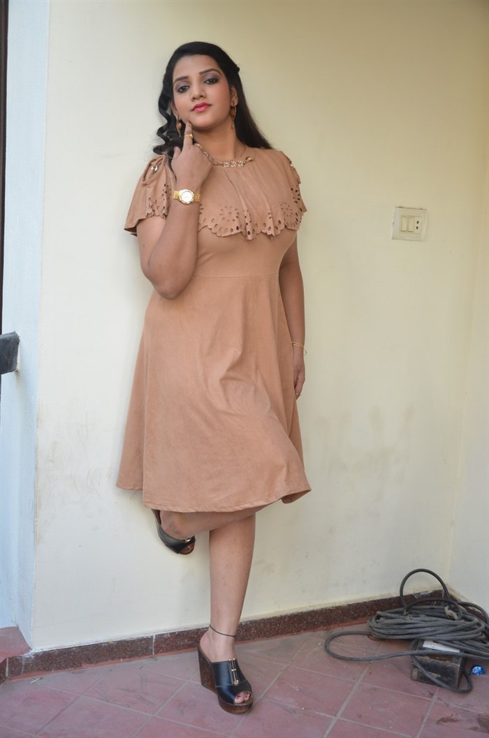 Actress Athiya @ Danger Love Story Press Meet Stills