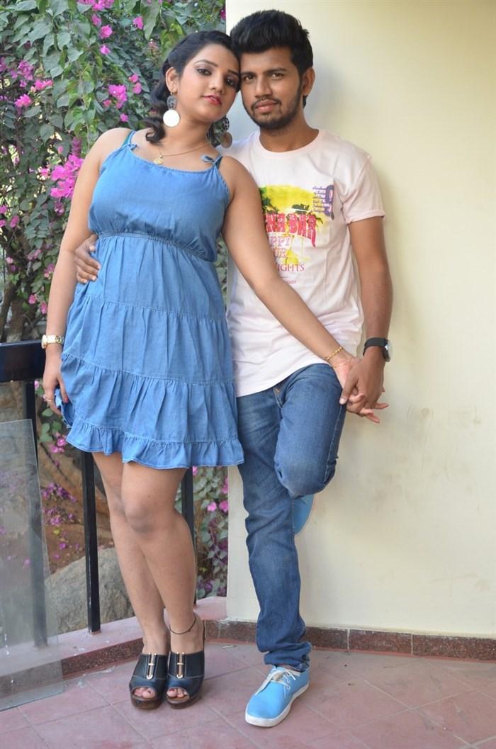 Athiya, Gourav @ Danger Love Story Press Meet Stills