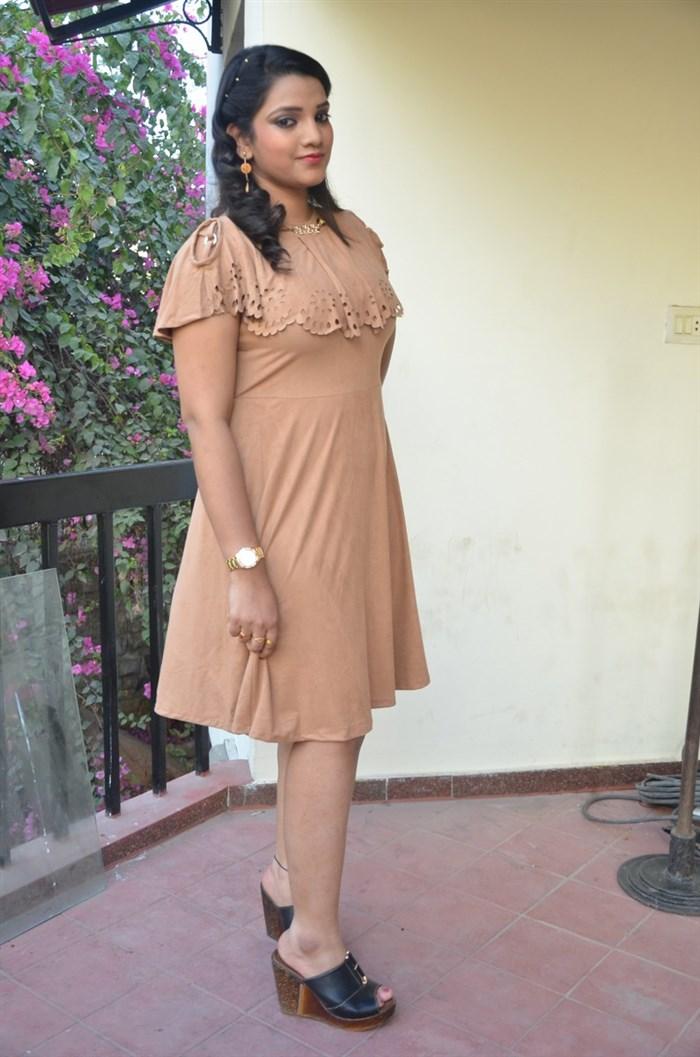 Actress Athiya @ Danger Love Story Press Meet Stills