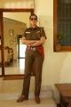 Actress Varalakshmi in Police Getup @ Danny Movie Images HD
