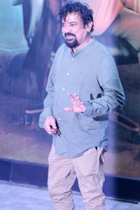 Santhosh Sivan @ Darbar Trailer Launch Photos