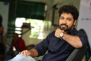 Darsakudu Movie Hero Ashok Bandreddi Interview Photos