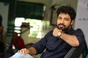 Darshakudu Hero Ashok Interview Photos