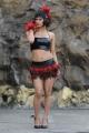 Daruvu Item Girl Actress Mukti Mohan Hot Photos