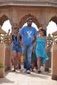 Vennela Kishore @ Daughter of varma Movie Working Stills