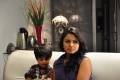 Kavita Aras @ Daughter of Varma Movie Working Stills