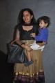 Supriya with son Sparsha at David Movie Audio Launch Stills