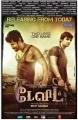 Vikram, Jeeva in David Movie Release Posters