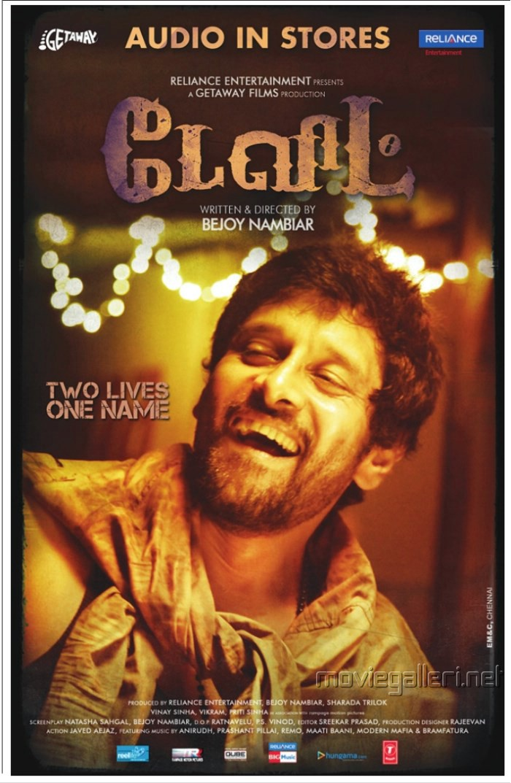 Picture 393990 | Chiyaan Vikram in David Tamil Movie ...