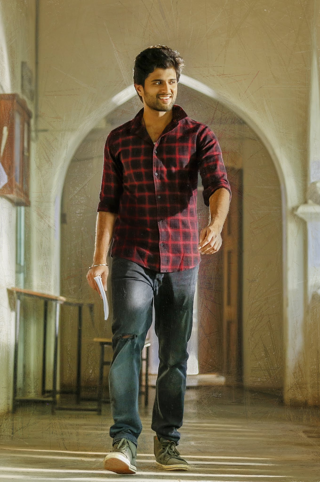 Dear Comrade Movie Actor Vijay Devarakonda Stills