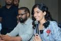 Bharat Kamma, Rashmika Mandanna @ Dear Comrade Press Meet at Vizag Photos