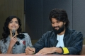 Rashmika Mandanna, Vijay Deverakonda @ Dear Comrade Press Meet at Vizag Photos