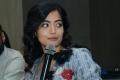 Rashmika Mandanna @ Dear Comrade Press Meet at Vizag Photos