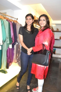 Kalyani Priyadarshan, Lissy Priyadarshan at December Collection Pret Wear Launch Stills