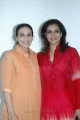 Aishwarya, Lissy Priyadarshan at December Collection Pret Wear Launch Stills