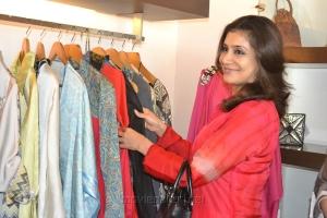 Lissy Priyadarshan, at December Collection Pret Wear Launch Stills