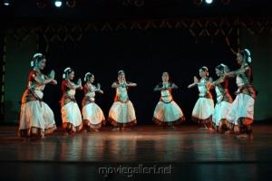 Deeksha Kishore's Bharatanatyam Stills