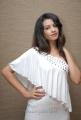 Actress Deeksha Panth Hot Photos in White Dress