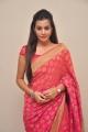 Actress Diksha Panth in Saree Pics @ O Sthree Repu Raa Trailer Launch