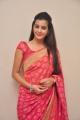 Actress Deeksha Panth in Saree Pics @ O Sthree Repu Raa Trailer Launch