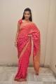 Telugu Actress Deeksha Panth in Saree Pics