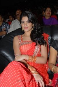 Deeksha Seth Hot Saree Photos