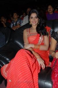 Deeksha Seth Hot in Saree Photos