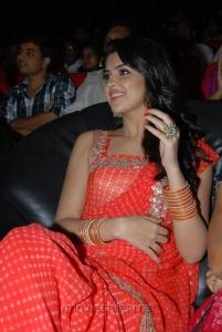 Deeksha Seth Latest Saree Photos