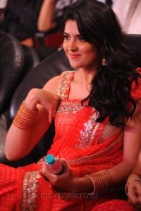 Deeksha Seth Latest Hot Pics in Saree