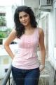 Hot Deeksha Seth Pics in Pink T-Shirt and Blue Jeans