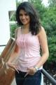 Deeksha Seth in Sleeveless Dress Hot Photoshoot Gallery