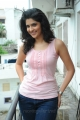 Actress Deeksha Seth Hot Photoshoot Pics in Pink Sleeveless Dress