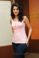 Deeksha Seth Latest Hot Photoshoot Pics in Sleeveless Dress