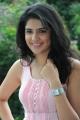 Deeksha Seth Latest Photoshoot Pics in Sleeveless Dress