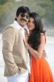 Deeksha Seth hot with Ravi Teja in Nippu