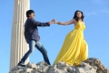 Ravi Teja Deeksha Seth in Nippu Hot Stills